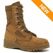 Belleville 551 ST Hot Weather Olive Tan Steel Toe Boot