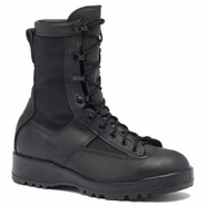 Belleville 700 ST Black Waterproof  Steel Toe Combat Boot