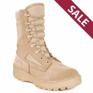 Rocky 6826 Hot Weather Desert Tan Steel Toe Combat Boot