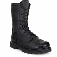 Rocky Waterproof Zipper Black Paratroop Boot (2095)