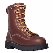 Danner 11565 Super Rain Forest Brown Non Metallic Safety Toe Work Boot