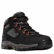 Danner 13852 Vicious GTX Waterproof 4in Safety Toe Black Work Boot