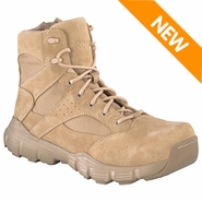 Reebok RB8621 Men's Dauntless 6in Comp Toe Side Zip Tactical Boot