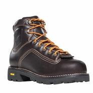 Danner 14541 Quarry 6in Alloy Toe Brown Work Boot
