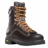 Danner 14552 Quarry 400G Non-Metallic Safety Toe Brown Work Boot