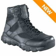 Reebok RB8625 Men's Dauntless 6in Waterproof Side Zip Tactical Boot