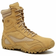 Tactical Research TR303 Kiowa Tan Low Profile Tactical Boot