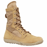 Tactical Research TR101 Men's MiniMil Ultra Light Desert Tan Minimalist Boot