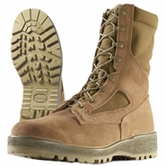 Wellco M161 Mojave Hot Weather Steel Toe Combat Boot