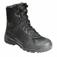 "5.11 XPRT 8"" Black Tactical Boot"