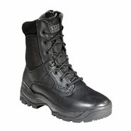 "5.11 ATAC 8"" Side Zip Black Tactical Boot"