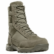 Sage Green Military Boots Free Size Exchanges