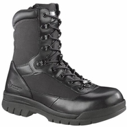 Bates E02320 8in Colder Weather Insulated Steel Toe Black Side Zip Boot