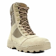 Ridge 3105 DURA-MAX Desert Tan 8in Zipper Military Boot