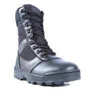 Ridge 4105 Dura-Max Black Side Zip Tactical Uniform Boot