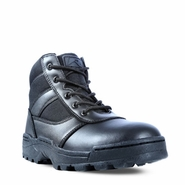 Ridge 4205 Dura Max Black Mid Zipper Tactical Uniform Boot