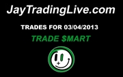 Day Trading Video 3-4-2013