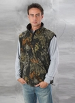 Gerbing's Heated Clothing - Battery Heated Camo Fleece Vest