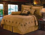 Luxury Star Comforter Bed Set