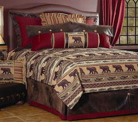Kodiak Creek Bed Set