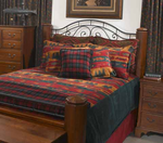 Fish Lodge Bed Set