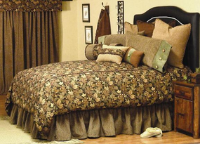 Northern Oak Bed Set