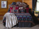 Painted Desert Bed Set