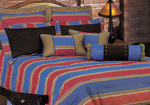 Denim Comforter Bed Set