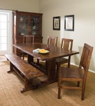 Sequoia Trestle Table