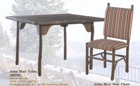John Muir Dining Table