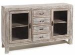 Aria 2 Door 4 Drawer Buffet