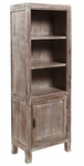Aria 1 Door Bookcase