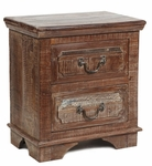 Cambria 2 Drawer Nightstand