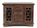 Cambria 3 Drawer 2 Door Cabinet