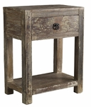 Hampton 1 Drawer End Table