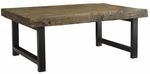 Jaden Iron Leg Coffee Table