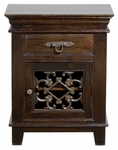 Florence Ornate Nightstand