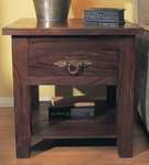 Florence One Drawer Side Table