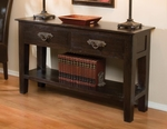 Florence Two Drawer Console