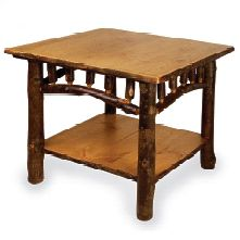 North Country End Table