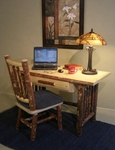 Pine Writing Desk