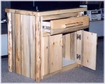 Television Stand with Drawer