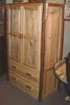 Mission Mountain Armoire
