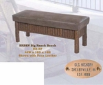 Big Ranch Bench