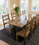 Sierra Dining Table with Extensions
