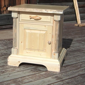 Freezeout Lake Side Table