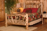 Hobble Creek Log Bed