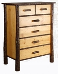 Classic Five Drawer Dresser