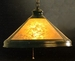 Small Mission Downlight Pendant - 17""