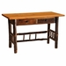 Barnwood Writing Desk